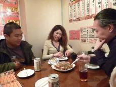 vo大野いずみさんg村山義光氏と二番弟子さん