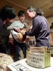 ホストg村山義光氏とセッション参加者