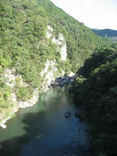 鬼怒川峡谷