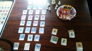 カード、立体駒