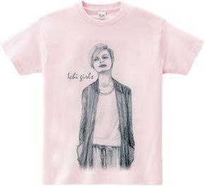 ichi gril Tシャツ
