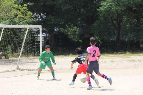 2012_7_28ライタ練習試合1