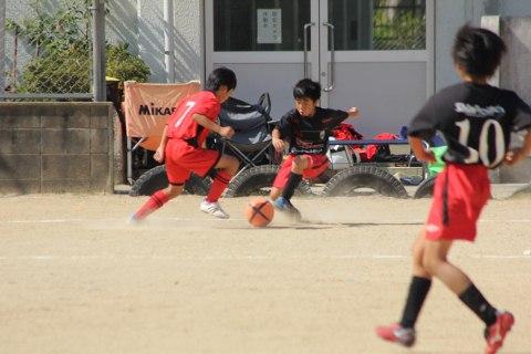 2012_10_8ライタ練習試合2