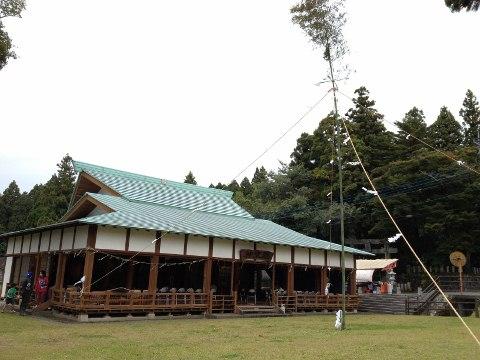 2012_10_27長野神楽準備