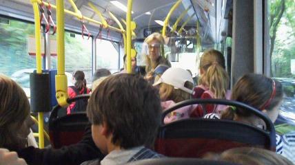 ハイリゲンシュタットからバス