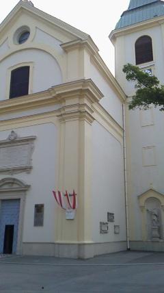カーレンベルクの教会