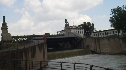 ヌスドルフ近くの橋