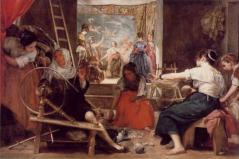 ベラスケス 織り女たち