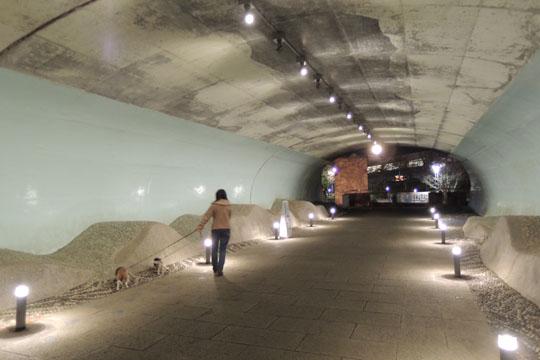 001SAトンネル