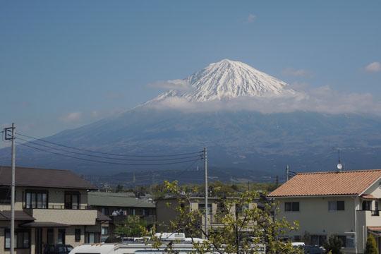 015富士山
