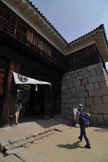 206松山城門