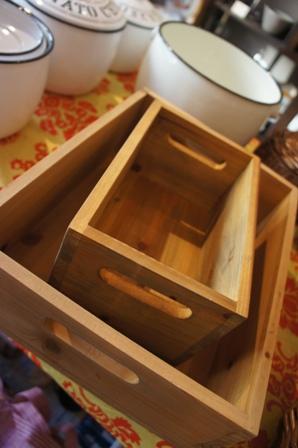 木のBox