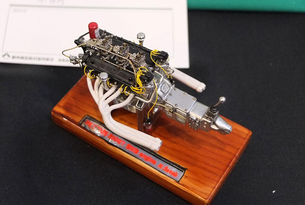 6406 佐藤 フェラーリ 250GT SWB エンジン 1280×860