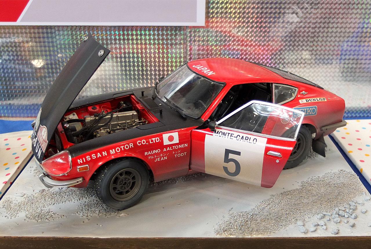 6495 前田 ダットサン 240Z 1972 モンテカルロ 3位 1280×860