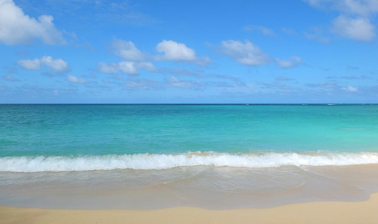 9527 ラニカイの海 1280×760