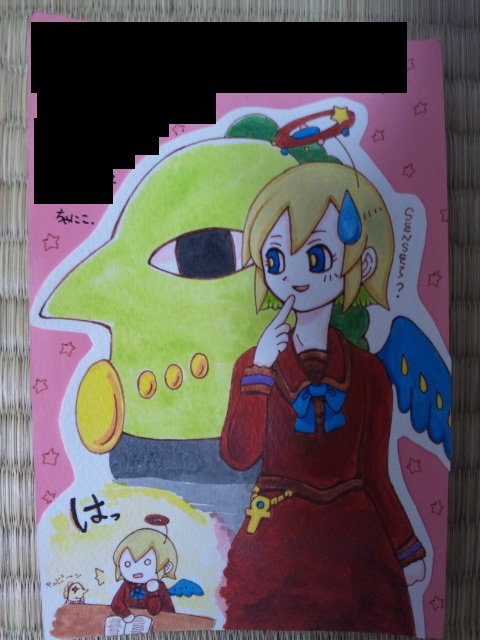 虹色ドロップ2012残暑