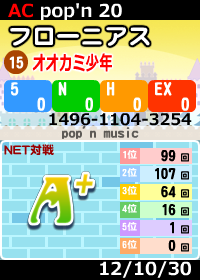 POPN-MUSIC-20-戦績