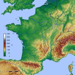 フランスも3D表示