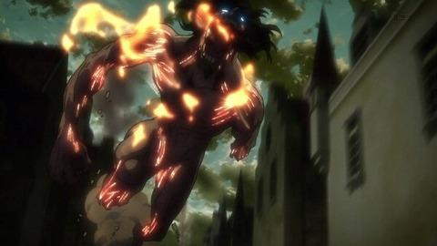 炎の巨人(嘘)