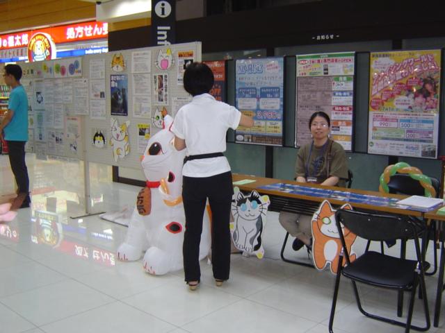 ふなねこ動物フェスティバル 002