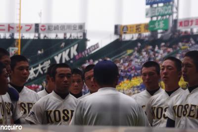 東洋大姫路VS光星学院8