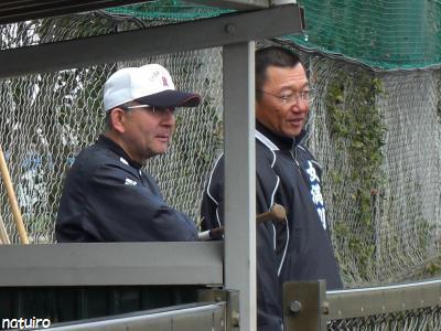 染谷先生と鈴木監督