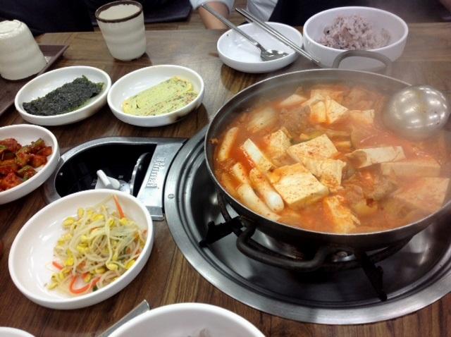 豆腐チゲ_May2013