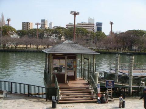 帝国ホテル大阪周辺散策