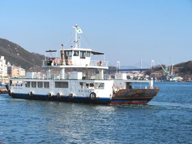 P1230054 空と海と船