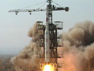 北のミサイル02