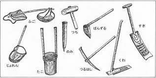 昔の土木道具_th