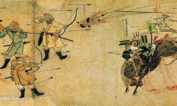 蒙古襲来図1124