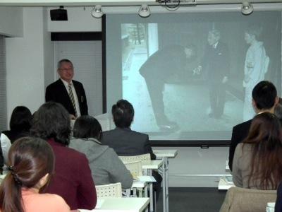 日本史検定講座授業風景