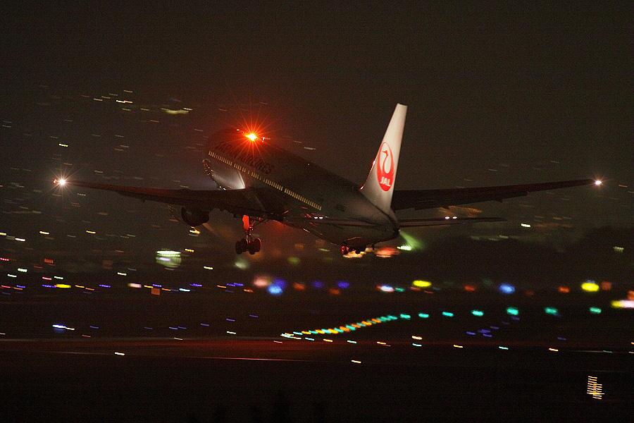 JAL B767-346ER / JAL130 (JA658J)@伊丹スカイパーク