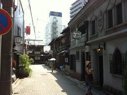 京都の街1