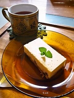 2012.9.14りさちゃんのチーズケーキ