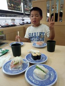 2012.08.30 くら寿司 001