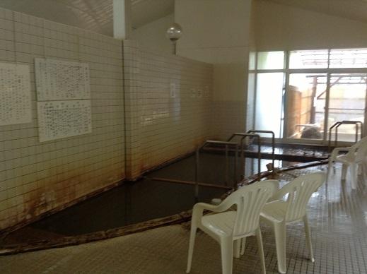 濁川温泉 (元湯神泉館)にこりの湯
