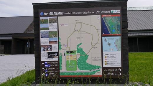 サロベツ原生花園 サロベツ湿原センター
