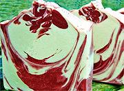 イチゴジャム石鹸