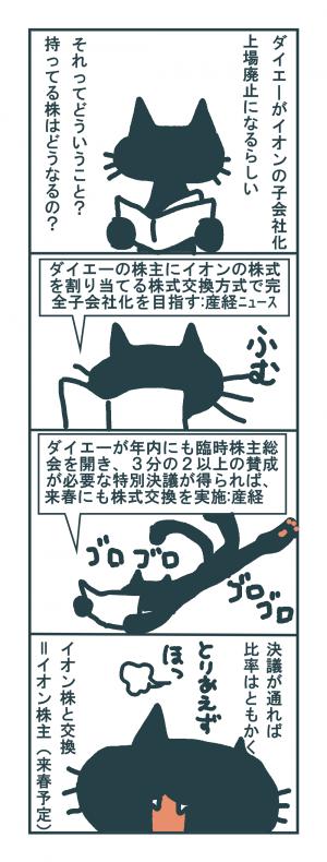 ダイエー子会社化2