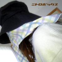 フェリシモの帽子~♪
