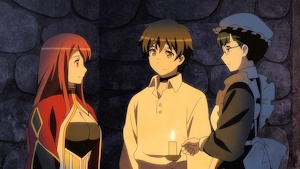 魔王と勇者とメイド長