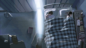 ベッドの貴樹と理紗