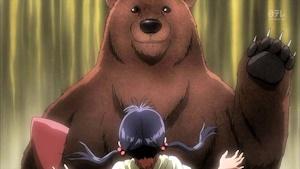 ある~日~森の中~クマさんに~出会った~