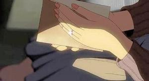 (貴樹にとっての)呪いの指輪