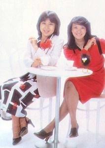 麻上洋子と吉田理保子