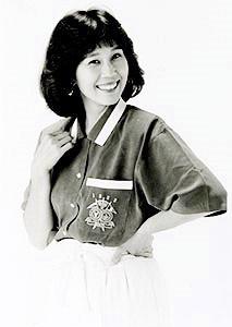 若い頃の島本須美