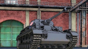 長砲身となってF2型になったⅣ号戦車