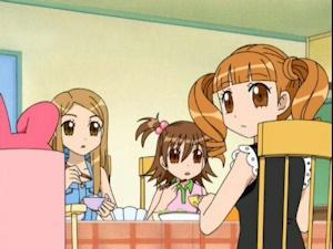 夢野三姉妹(左から奏琴歌)